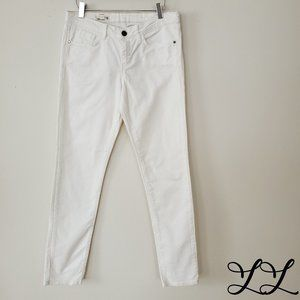 Mexx Jeans White Slim Cotton Stretch Low Rise Sexy